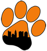 Puptown Lounge logo